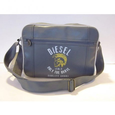SAC BESACE REPORTER DIESEL Anthracite
