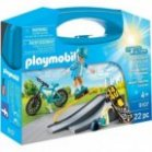 PLAYMOBIL VALISETTE SPORTS EXTREMES 9107