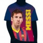 TEE SHIRT FC BARCELONE LIONEL MESSI 4 Ans