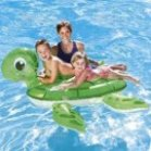 TORTUE GONFLABLE 140 cm