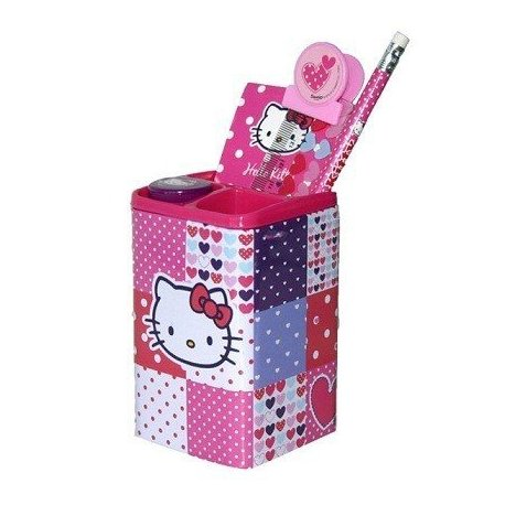 CLASSEUR HELLO KITTY cookie rose